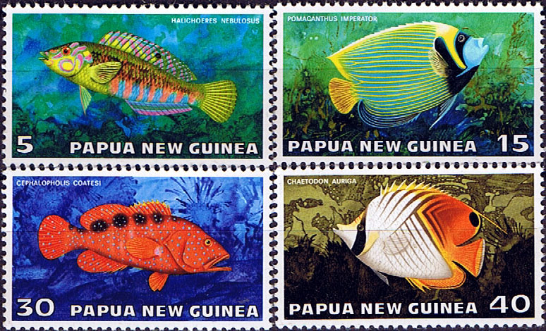 Military Vehicles For Sale >> Stamps Papua New Guinea 1976 Fauna Conservation Tropical ...