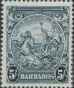 Postage Stamps of Barbados