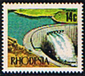 Rhodesia 1970 Power SG 446a Fine Mint