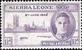 Sierra Leone 1946 Victory Issue SG 201 Fine Mint