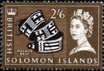 Stamps Solomon Island 1965 Legislative Council Set Fine Mint