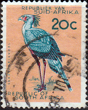 South Africa 1961 First Republick SG 208 Fine Used