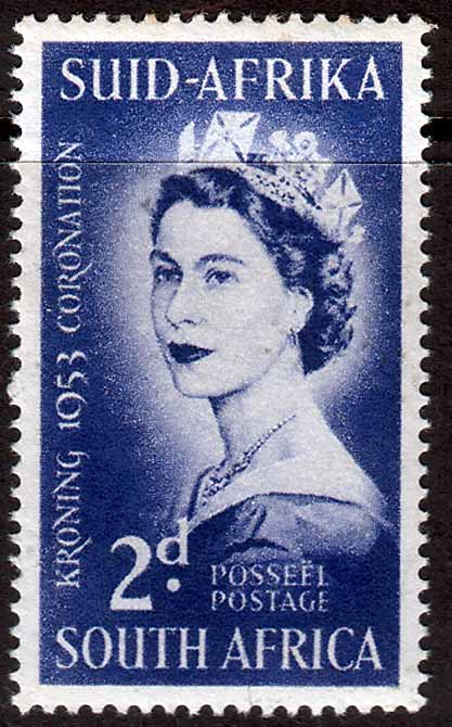 queen elizabeth ii coronation. South Africa Queen Elizabeth