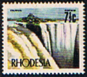 Stamps of Rhodesia + Zimbabwe