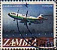 Zambia 1968 Decimal Currency SG 131 Fine Used