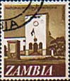 Zambia 1968 Decimal Currency SG 132 Fine Used