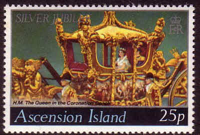 Bird Stamps Ascension Island 1976 Birds Set Fine Mint
