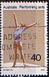 Australia 1977 Performing Arts SG 643 Fine Used
