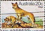 Stamps of Australia 1980 Dogs SG 729 Fine Used Scott 727