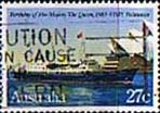 Stamps Australia 1983 Queen Elizabeth II, Birthday Fine Used SG 886 Scott 868