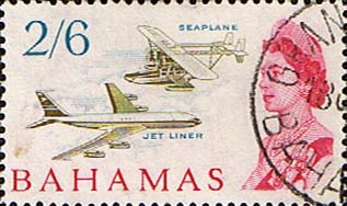 Stamps of The Bahamas