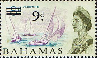 Postage Stamps of Bahamas