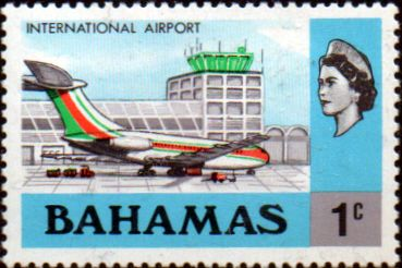 Stamps Bahamas 1971 Straw Market SG 361 Fine Used