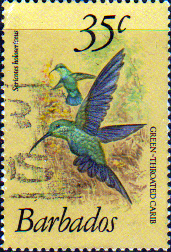 Barbados 1979 Birds SG 631 Fine Used
