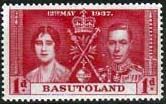 Basutoland 1937 SG  15 King George VI Coronation Fine Mint