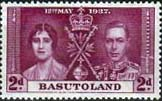 Basutoland 1937 SG  16 King George VI Coronation Fine Mint
