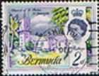 Bermuda 1962 SG 164 Church of St Peter Fine Used