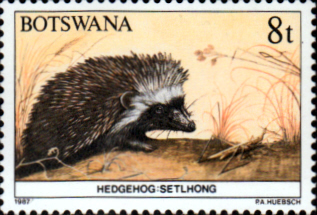 Botswana 1987 Animals SG 625 Fine Mint