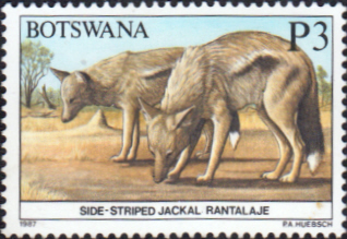 Botswana 1987 Animals SG 637 Fine Mint
