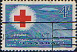 Canada 1952 Red Cross SG 442 Fine Used