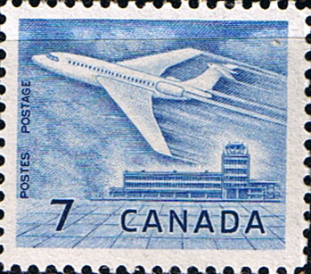 Canada 1963 Jet at Ottawa Fine Mint