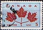 Canada 1964 Canadian Unity Fine Used
