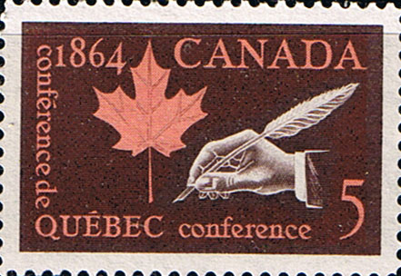 Military Vehicles For Sale Canada >> Postage Stamps Canada 1964 Quebec Conference Fine Mint SG ...