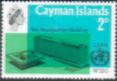 Cayman Islands Stamps 1966 International Telephone Links