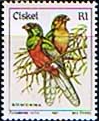 Ciskei 1981 Birds SG 20 Fine Mint