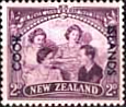 Cook Islands 1946 King George VI Victory SG 147 Fine Mint