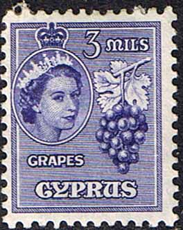 Cyprus 1955 New Currency SG 174 Fine Mint