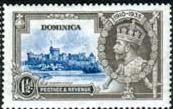 Dominica 1935 King George V Silver Jubilee SG 93 Fine Mint
