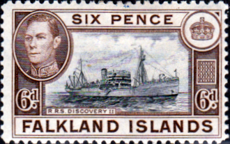 Falkland Islands 1938 SG 155 Fine Mint