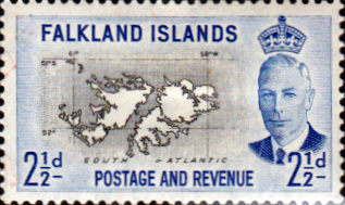 Falkland Islands 1952 SG 175 Fine Mint