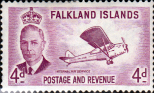 Falkland Islands 1952 SG 177 Fine Mint