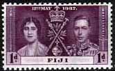 Fiji 1937 SG 246 King George VI Coronation Fine Mint