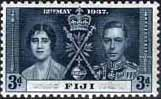 Fiji 1937 SG 248 King George VI Coronation Fine Mint