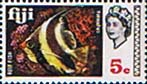 Fiji 1969 SG 395 Reef Fish Fine Mint