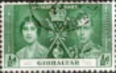 Gibraltar 1937 SG 118 King George VI Coronation Fine Used