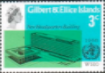 Stamps of Gilbert and Ellice Islands 1966 Churchill Set Fine Mint