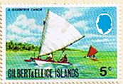 Gilbert and Ellice Islands 1971 Complete SG 177 Fine Mint