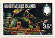 Gilbert and Ellice Islands 1971 Complete SG 184 Fine Mint