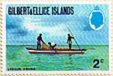 Gilbert and Ellice Islands 1971  SG 174 Fine Mint
