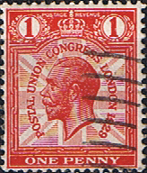 Postage Stamps Stamps Great Britain 1924 King George V British Empire Exhibition Fine Used SG 435 Scott 206