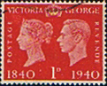 Great Britain 1940 Centenary of First Adhesive Postage Stamps SG 480 Fine Used