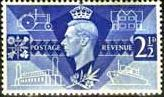 Great Britain 1946 Victory Issue SG 491 Fine Mint