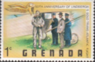 Grenada 1978 Zeppelin Flight SG 908 Fine Mint