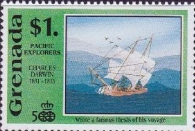 Grenada 1991  Columbus. History of Exploration SG 2226 Fine Mint
