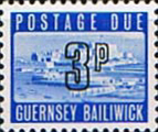 Guernsey 1971 Decimal Post Due SG D 11 Fine Mint