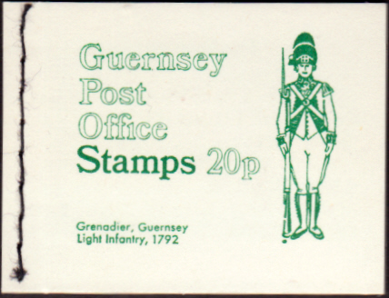 Postage Stamps Stamp Guernsey 1971 SG 58 View of Alderney Fine Mint Scott 55